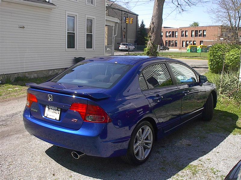 Civic Si Sedan 2