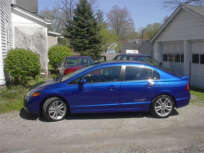 Civic Si Sedan 3