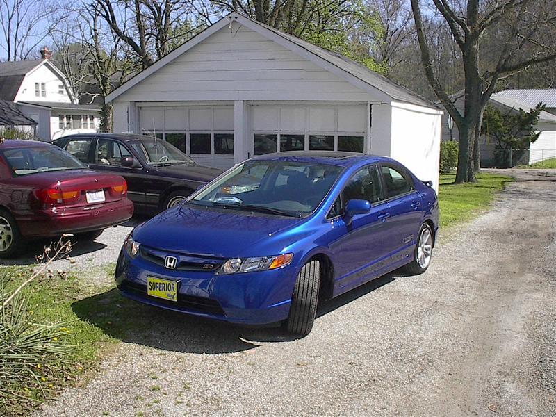 Civic Si Sedan 1
