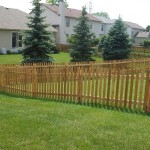 Fence Completed 1